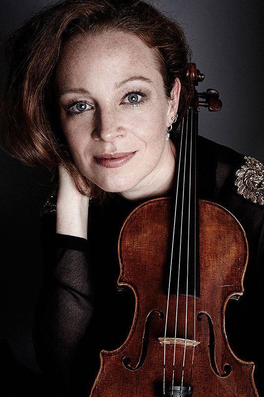 Carolin Widmann Carolin Widmann violine