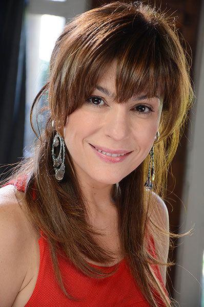 Carolina Papaleo Carolina Papaleo presenta quotSer Mujer Es Caroquot JA