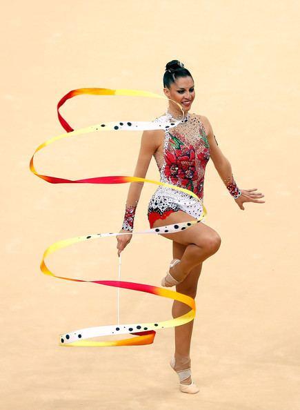 Carolina Rodriguez Carolina Rodriguez Photos Olympics Day 14 Gymnastics