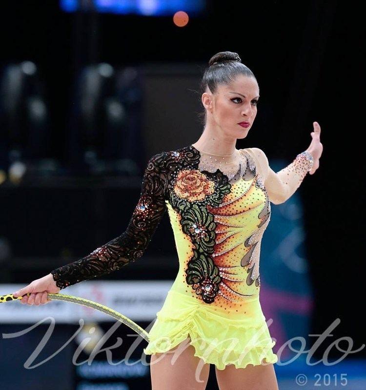 Carolina Rodriguez Carolina Rodrguez Aro EC Minsk 2015 YouTube