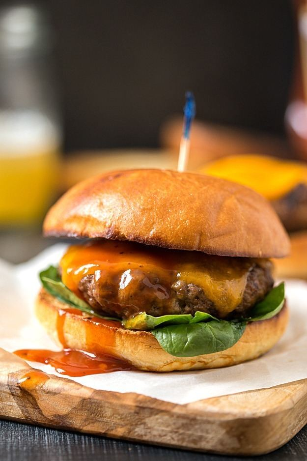 Carolina style CarolinaStyle Angus Beef Burger Gal on a Mission