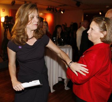 Caroline Fayard Former Lt Gov candidate Caroline Fayard catches flak for