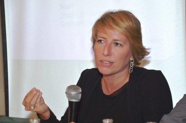 Caroline Gennez Caroline Gennez new president of UAB Flanders Today