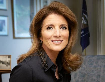 Caroline Kennedy On the Detail Courage Strength and Dignity A