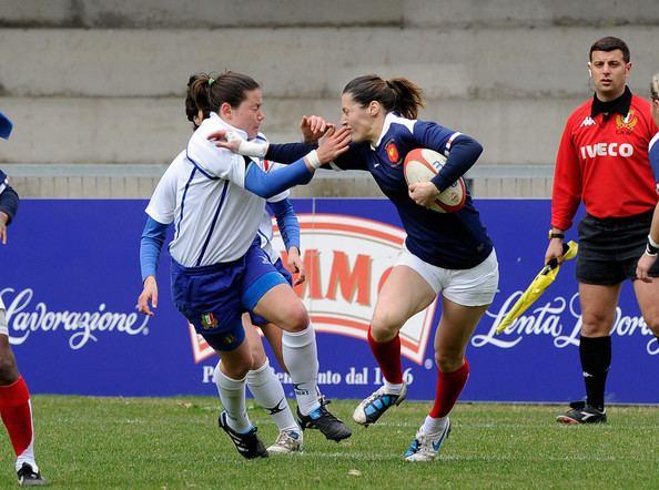 Caroline Ladagnous Caroline Ladagnous Photos Italy v France Women39s Six