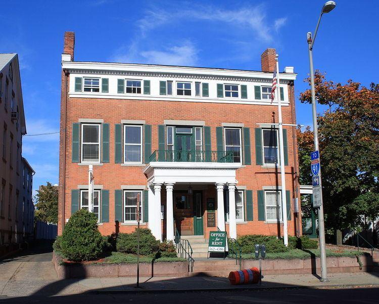 Caroline Nicoll House