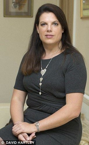 Caroline Nokes Divorced MP Caroline Nokes forced to change locks and install panic