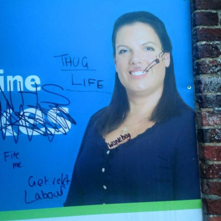 Caroline Nokes Its a fulltime job cleaning up Ms Nokes Political Image Nadine