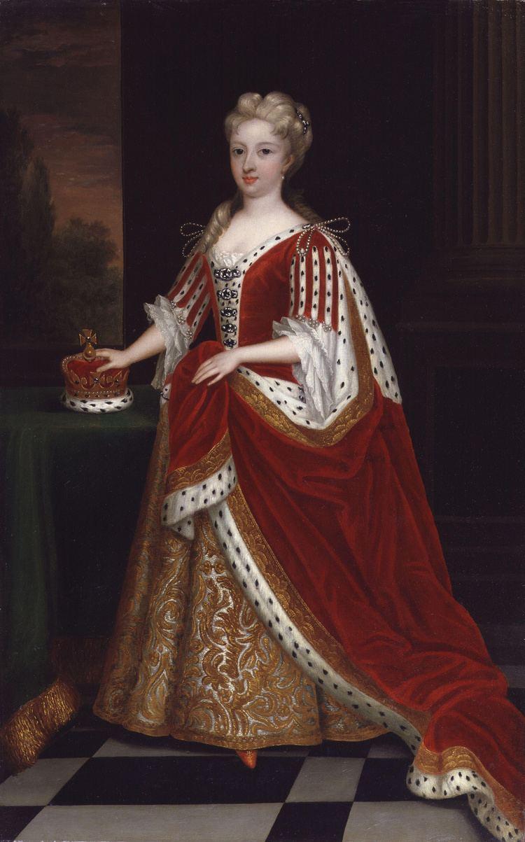 Caroline of Ansbach Caroline of Ansbach Wikipedia the free encyclopedia
