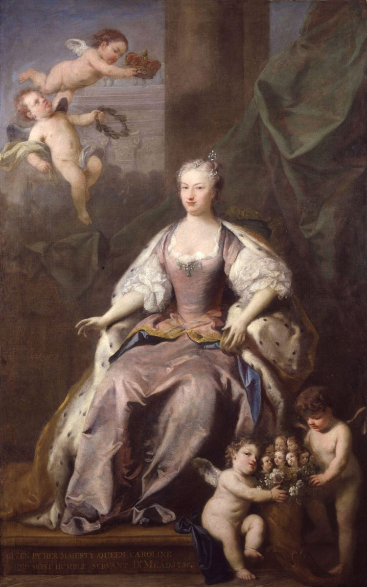Caroline of Ansbach Caroline of Ansbach Queen of George II of Great Britain