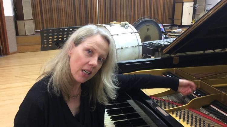 Caroline Oltmanns Interview with Caroline Oltmanns piano Crumb Kaleidoscope YouTube