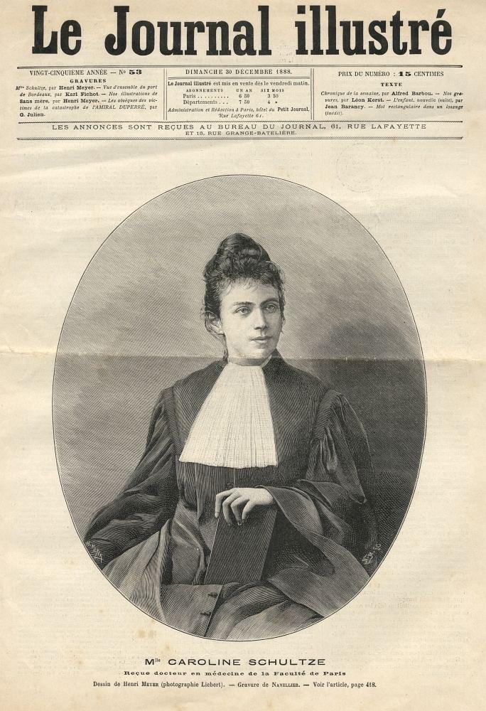 Caroline Schultze