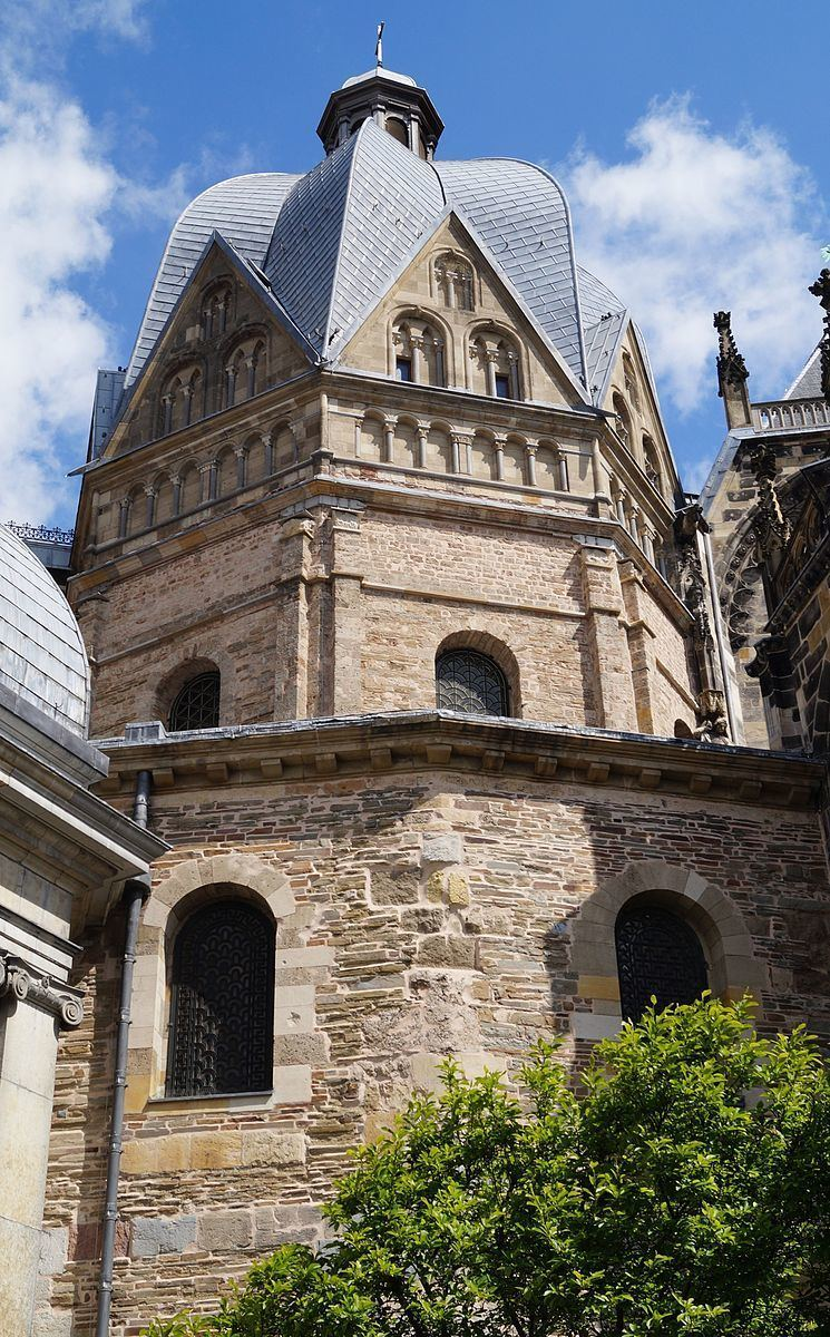Carolingian architecture