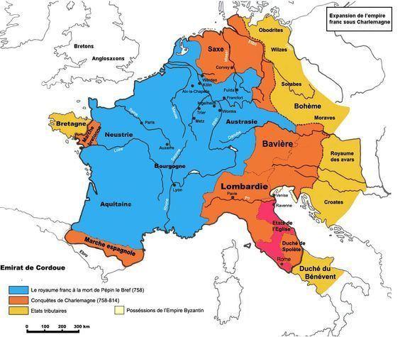 Carolingian Empire Pinterest The world39s catalog of ideas