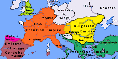 Carolingian Empire Carolingian Empire