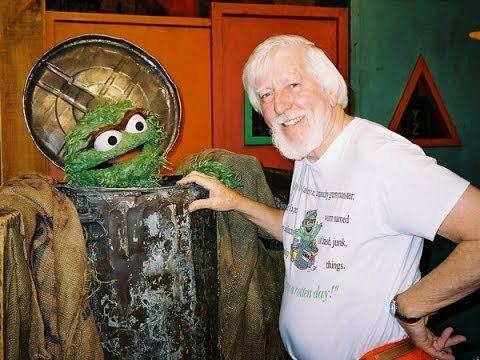 Caroll Spinney Muppeteer Caroll Spinney and Oscar the Grouch Talk 39I Am