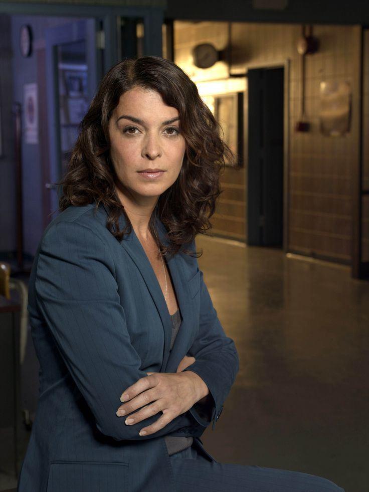 Carolyn Barek Annabella Sciorra as Carolyn Barek on Law amp Order Criminal Intent