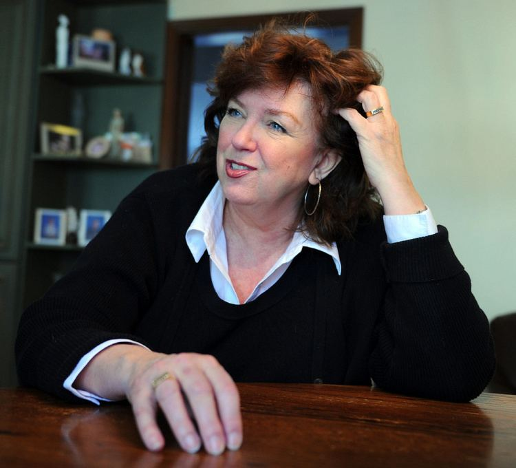 Carolyn Parrish Mississauga candidate Carolyn Parrish is ready to rumble