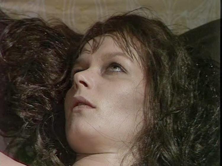 Carolyn Seymour Zebradelic Carolyn Seymour in the first episode of Survivors