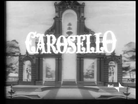 Carosello Carosello quarta sigla finale YouTube