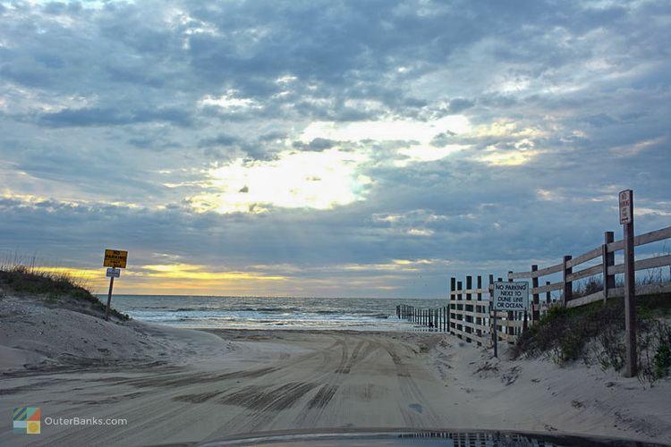Carova Beach, North Carolina wwwouterbankscomimagesouterbankscarova3jpg