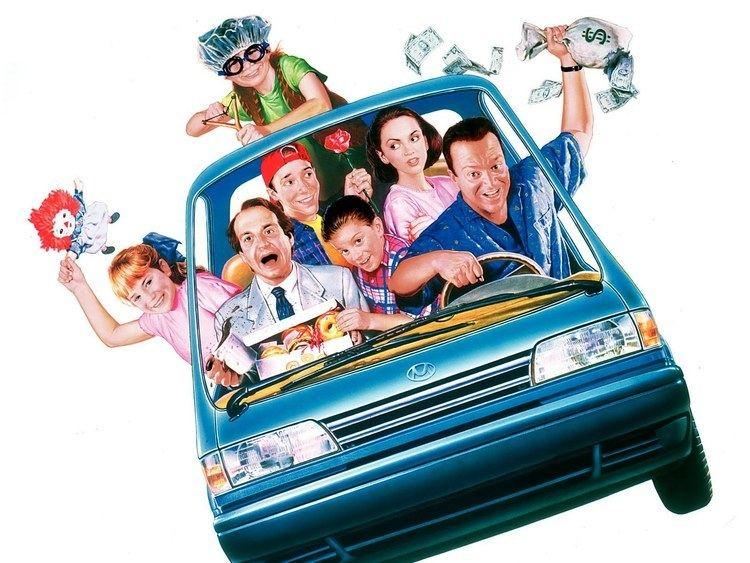 Carpool (1996 film) Carpool1996 Movie ReviewRant YouTube