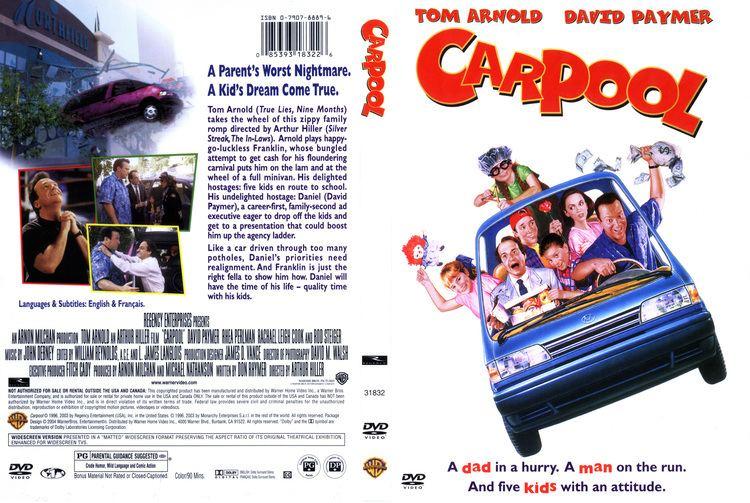 Carpool (1996 film) COVERSBOXSK Carpool 1996 high quality DVD Blueray Movie