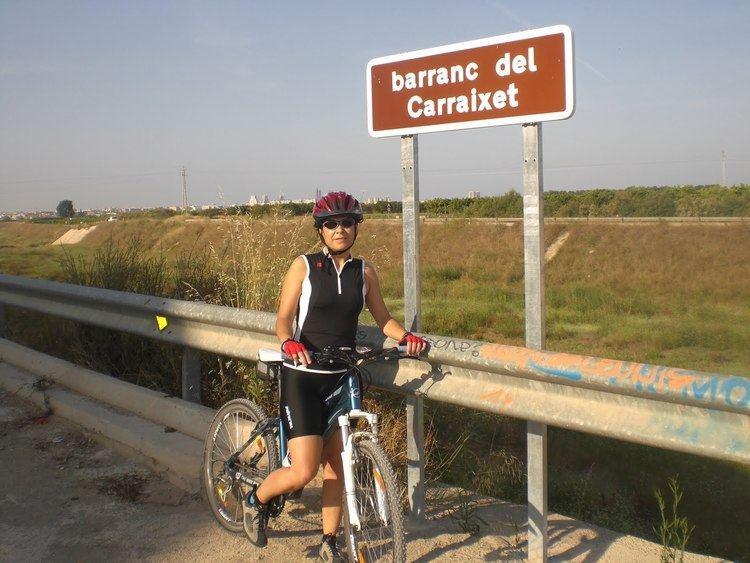 Carraixet pedaleando Pedaleando por el Barranc de Carraixet