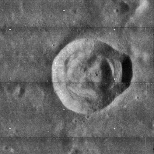 Carrel (crater)