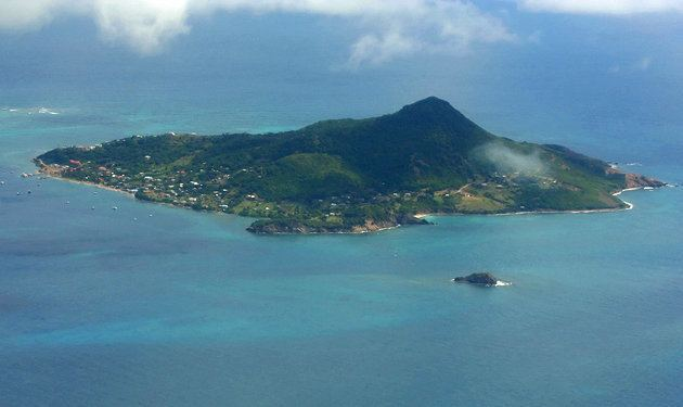 Carriacou and Petite Martinique in the past, History of Carriacou and Petite Martinique