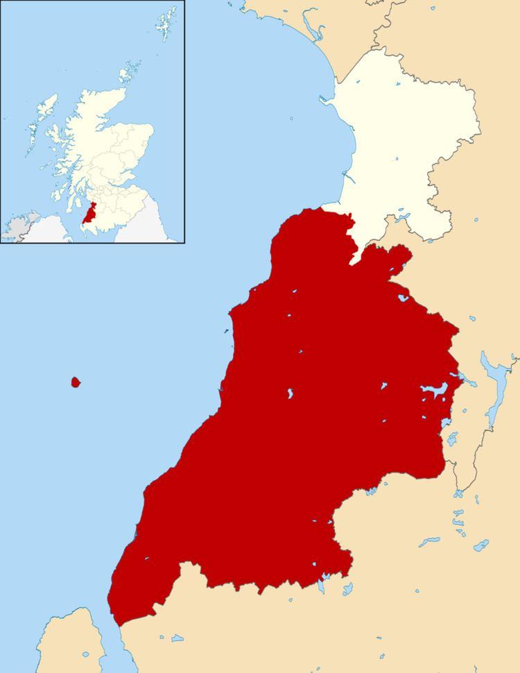 Carrick, Scotland
