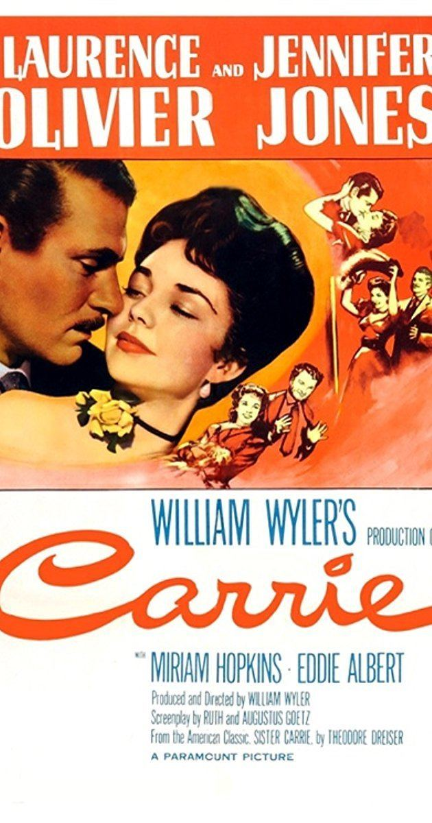Carrie (1952 film) Carrie 1952 IMDb