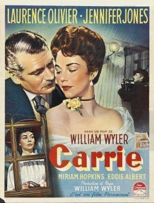 Carrie (1952 film) Carrie 1952 Flickers in TimeFlickers in Time