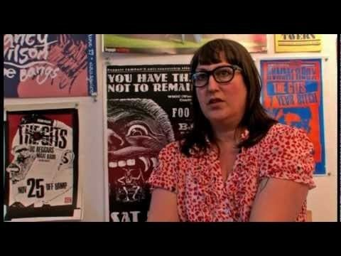 Carrie Akre These Streets Interview with Carrie Akre of Hammerbox