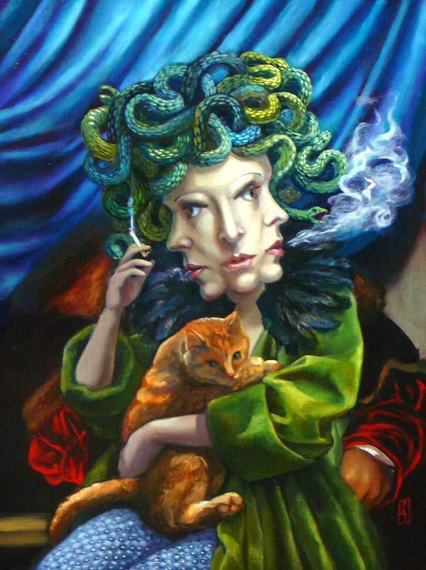 Carrie Ann Baade Wonderful Paintings by Carrie Ann Baade from Florida