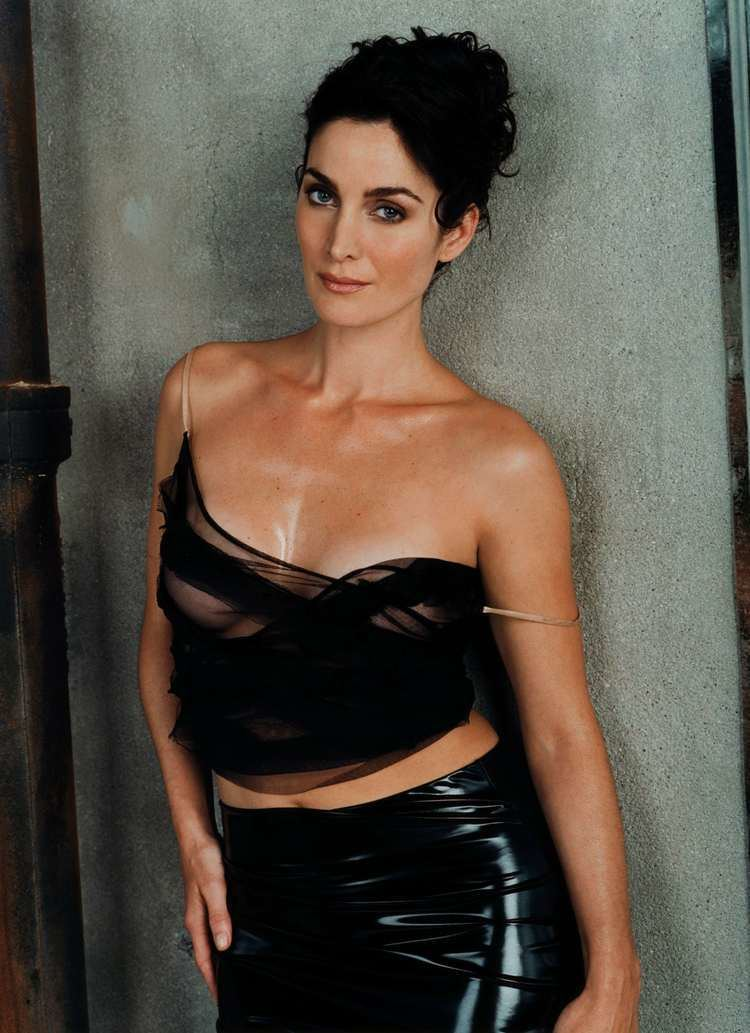 Carrie-Anne Moss CarrieAnne Moss Quotes QuotesGram