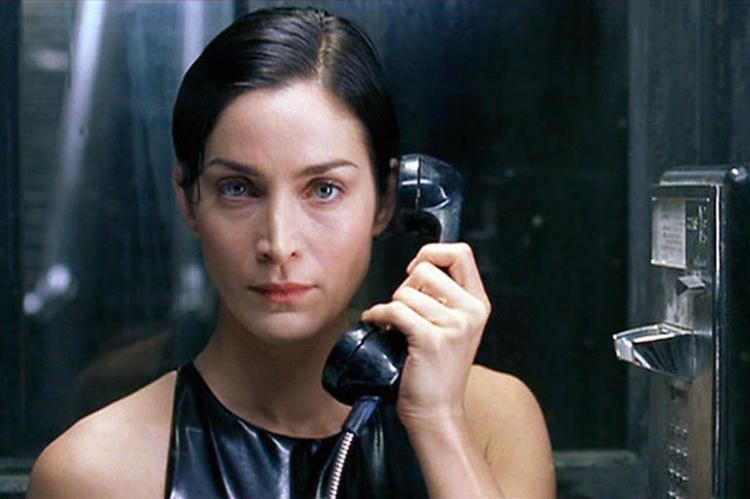 Carrie-Anne Moss AKA Jessica Jones CarrieAnne Moss joins cast Den of Geek