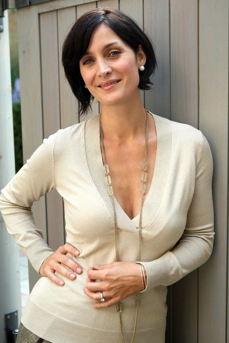 Carrie-Anne Moss CarrieAnne Moss Person Giant Bomb