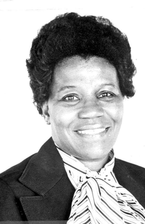 Carrie P. Meek Florida Memory Portrait of Florida legislator Carrie P Meek
