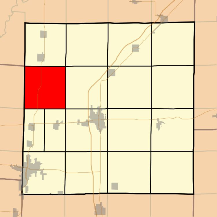 Carrigan Township, Marion County, Illinois