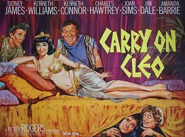 Carry On Cleo Carry On Cleo Wikipedia