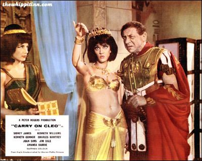 Carry On Cleo the whippit inn carry on cleo 1964