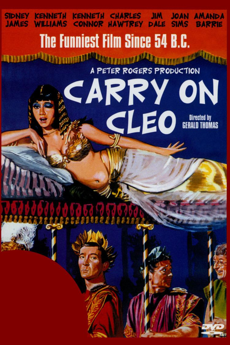 Carry On Cleo wwwgstaticcomtvthumbdvdboxart40521p40521d