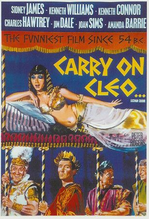Carry On Cleo Welcome to Carry On Line home of the Carry On films