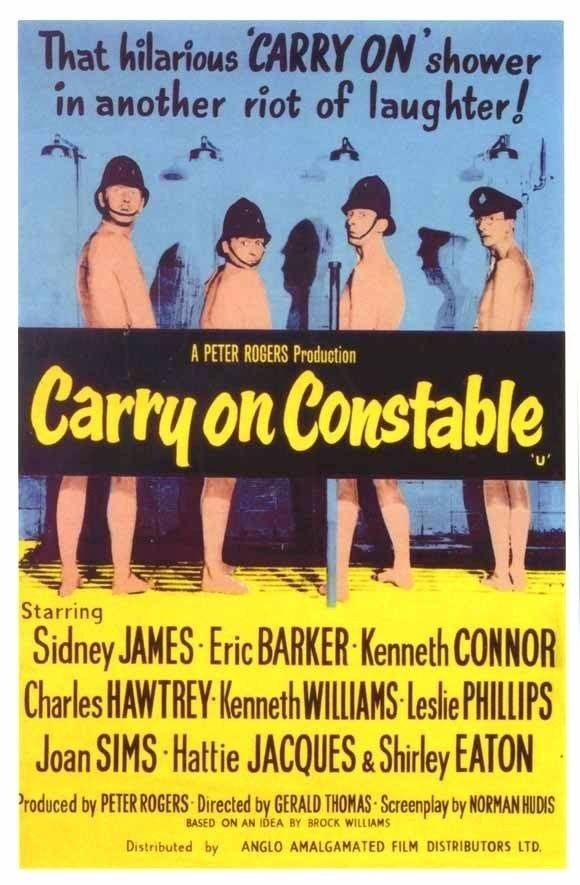 Carry On Constable Carry On Constable 1960 Trailer YouTube