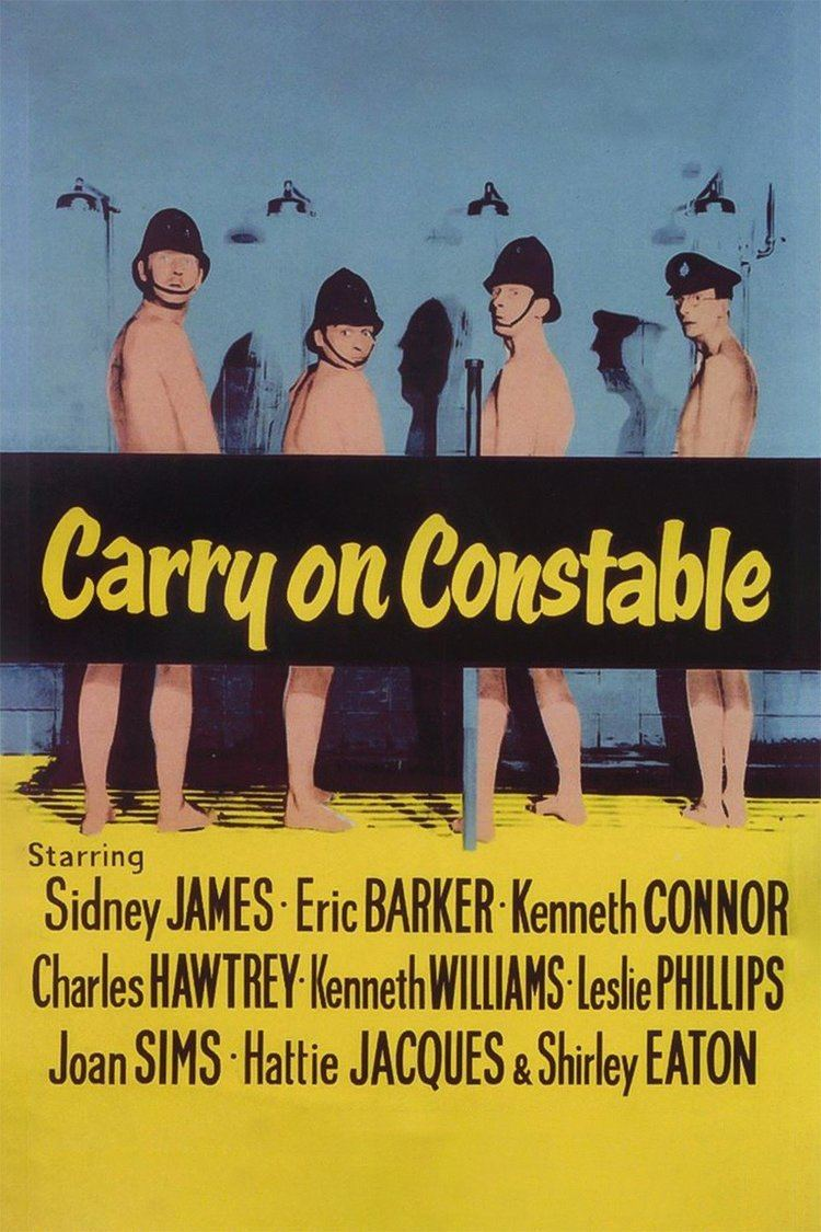 Carry On Constable wwwgstaticcomtvthumbmovieposters36907p36907