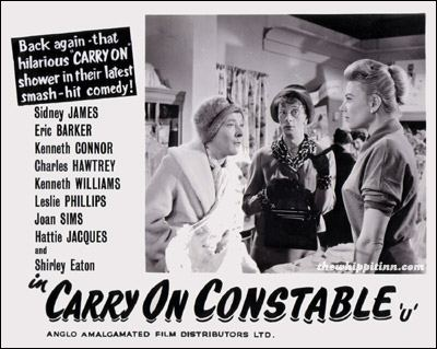 Carry On Constable the whippit inn carry on constable 1960