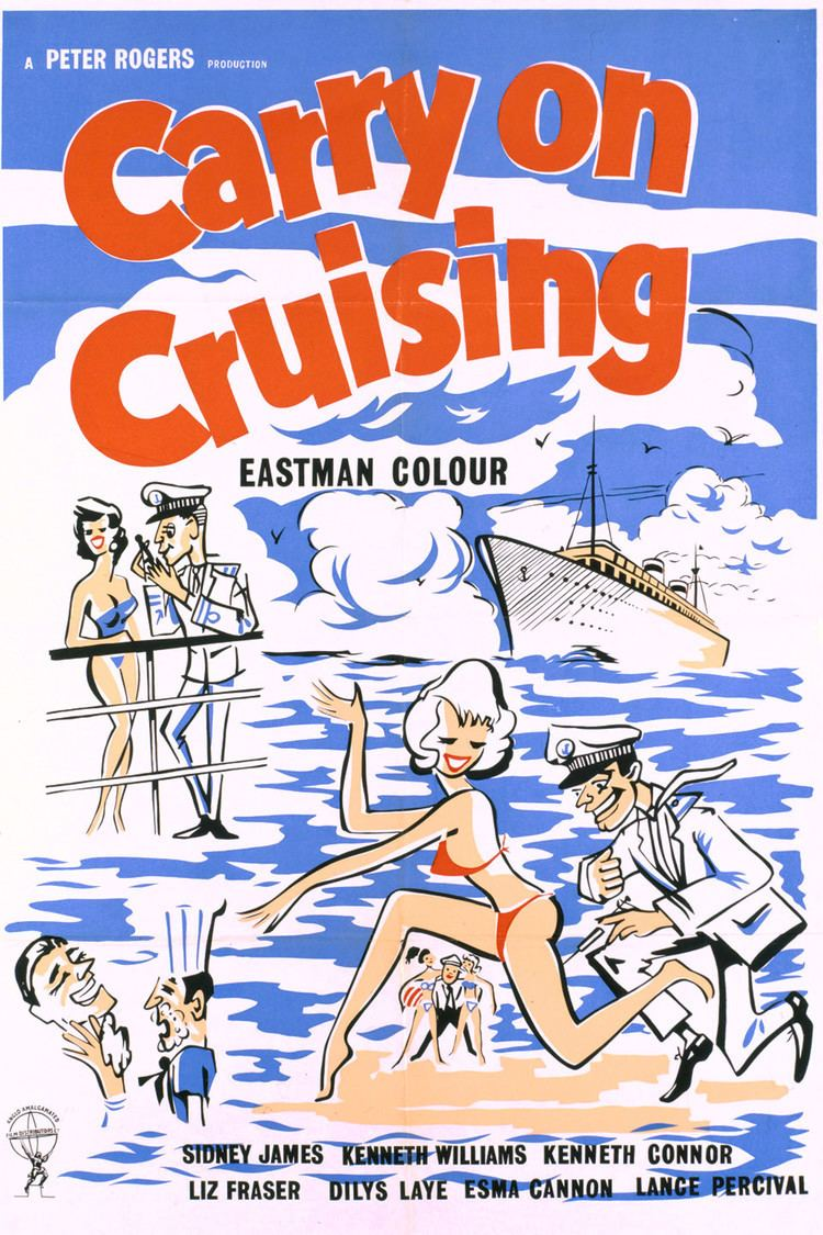 Carry On Cruising wwwgstaticcomtvthumbmovieposters37520p37520