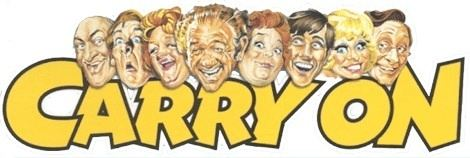 Carry On (franchise) movie poster