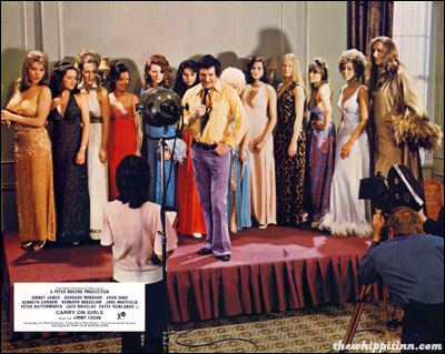 Carry On Girls the whippit inn carry on girls 1973